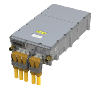 Fig. 2: SKAI2HV with power-connector interface