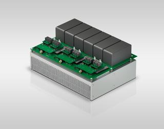 Up to 180kW for Solar String Inverters - MiniSKiiP Dual Split MLI