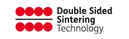 <b>Double Sided Sintering</b> Technology