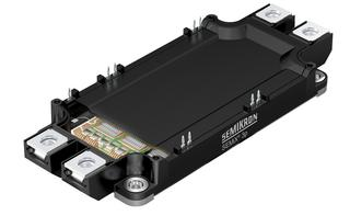 SEMIX Press-fit module with integrated shunts replaces external sensor solutions
