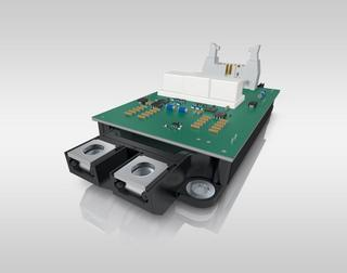 SEMIKRON presents the first IGBT driver for direct press-fit mounting
