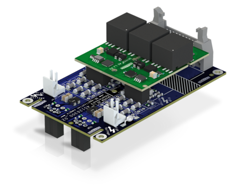 Adapter Boards and Application Samples