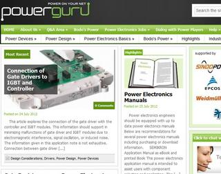 Power Duo Online - PowerGuru and Bodo's Power Systems in Cooperation