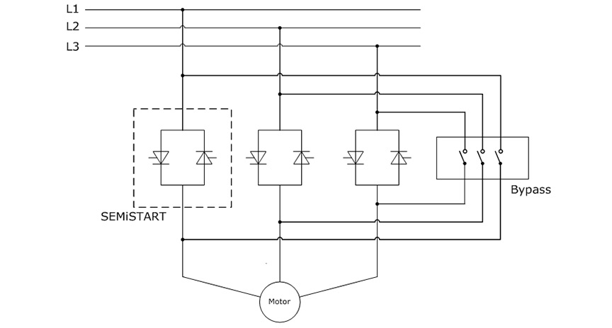 Application Ex les on electric motor operation diagram