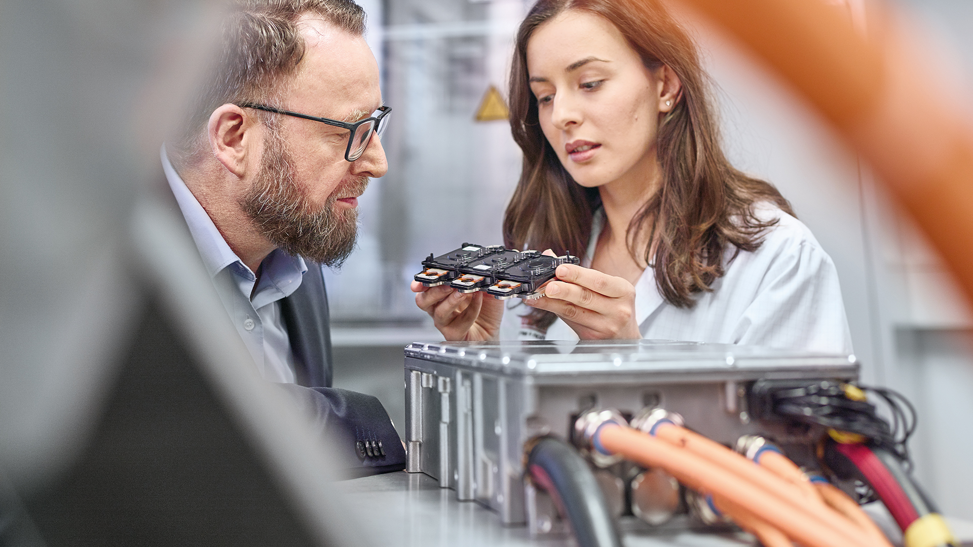 High-Performance Power Electronics – Our Commitment to eMobility